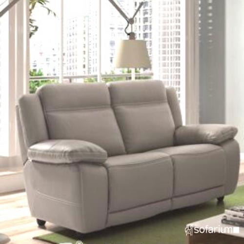 sofa en piel electrico casino