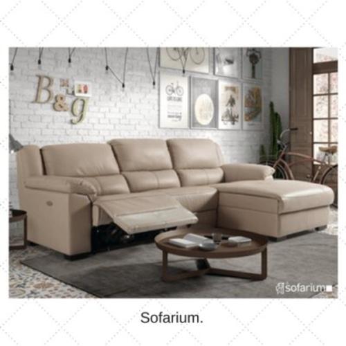 sofa de piel barato