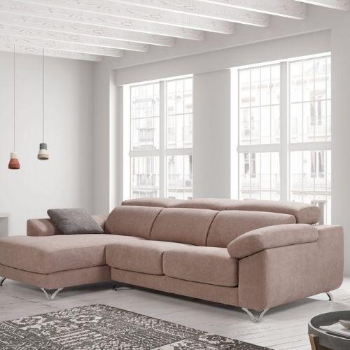 sofa con chaise longue de 3 plazas
