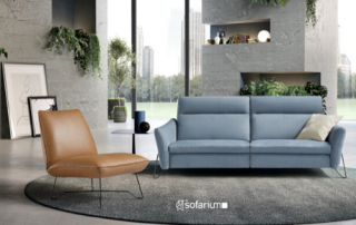 sofa diseño italiano